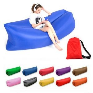 Portable Inflatable Air Lounger Sofa